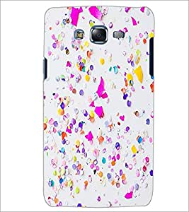PrintDhaba Pattern D-1164 Back Case Cover for SAMSUNG GALAXY J5 (Multi-Coloured)