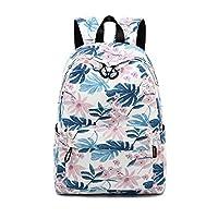 Joymoze Fashion Leisure Backpack for Girls Teenage School Backpack Women Print Backpack Purse