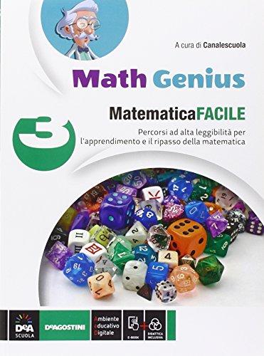 Matematica facile. Per la Scuola media. Con e-book. Con espansione online: 3