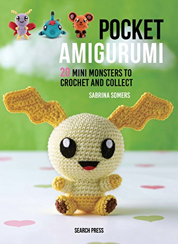 Pocket Amigurumi (English Edition) - Fox-stitch
