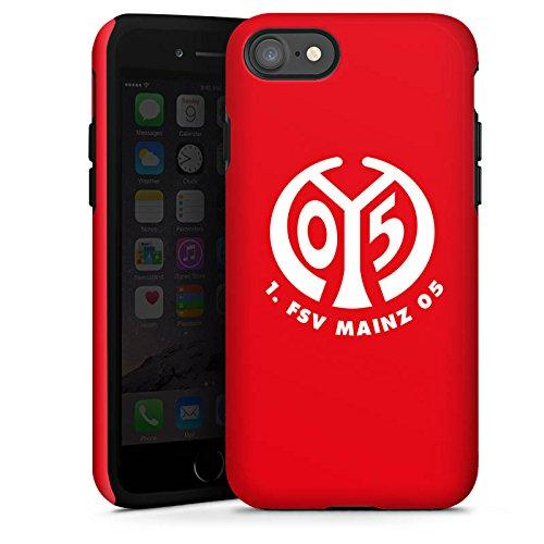 Apple iPhone 6s Silikon Hülle Case Schutzhülle 1. FSV Mainz 05 e.V. Fanartikel Fußball Tough Case glänzend