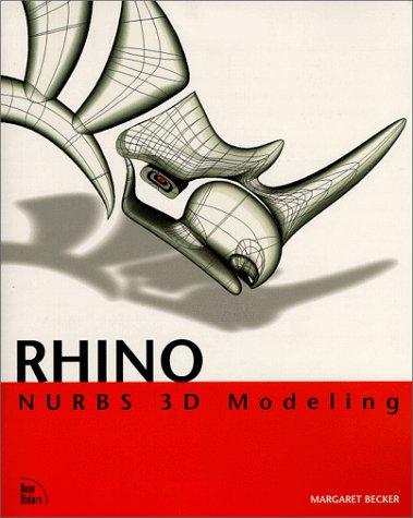 Rhino Nurbs 3D Modeling, w. CD-ROM - 3d-software Rhino