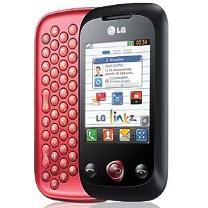 LG C330 Téléphone portable GSM/GPRS/EDGE Bluetooth