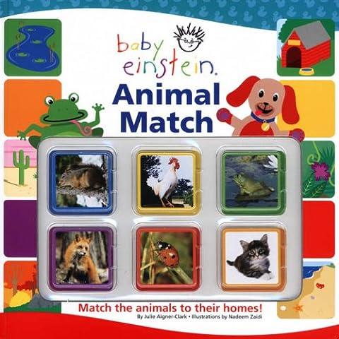 Animal Match (Baby Einstein)