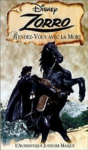 Zorro : rendez-vous avec la mort [VHS]
