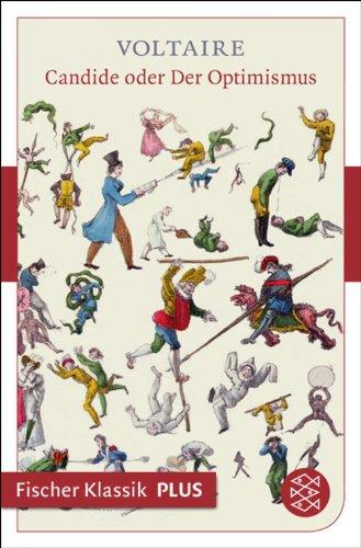 Buchseite und Rezensionen zu 'Candide oder Der Optimismus' von Voltaire