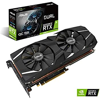 ASUS ROG Strix GeForce RTX 2080 Ti OC Edition 11GB: Amazon in