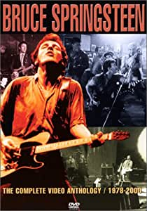 Bruce Springsteen: The Complete Video Anthology 1978-2000 [DVD] [Region 1] [US Import] [NTSC]