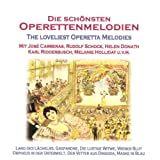 Die Schönsten Operettenmelodien -