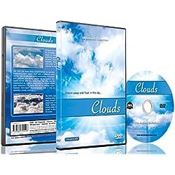 Wolken DVD – Entspannende Szenen von Wolken als Einschlafhilfe gegen Schlaflosigkeit