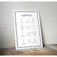 Harry Potter Inspiriert Druck, Dobby Poster, Fortgeschritten Wand Motions A2 16.5 x 23.4 Zoll