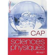 Sciences Physiques CAP