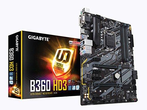 Gigabyte B360M DS3H - Hd3 Motherboard