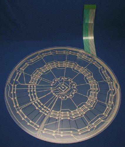 Novomatic Switchmatrix, Durchmesser 38 cm