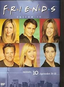 DVD : FRIENDS - SAISON 10 - VOLUME 3 (épisodes 9 à 12)