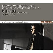 DER SPIEGEL: Die besten guten Klassik-CDs: Ludwig van Beethoven - Klavierkonzerte Nr. 2 & 5