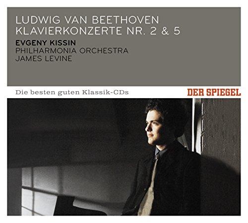 DER SPIEGEL: Die besten guten Klassik-CDs: Ludwig van Beethoven - Klavierkonzerte Nr. 2 & 5 -