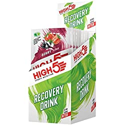 High 5 Protein Recovery S Fruit Box 660g