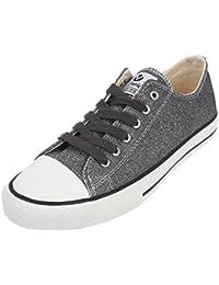 Chaussures Lurex Anthracite W e17 - Victoria