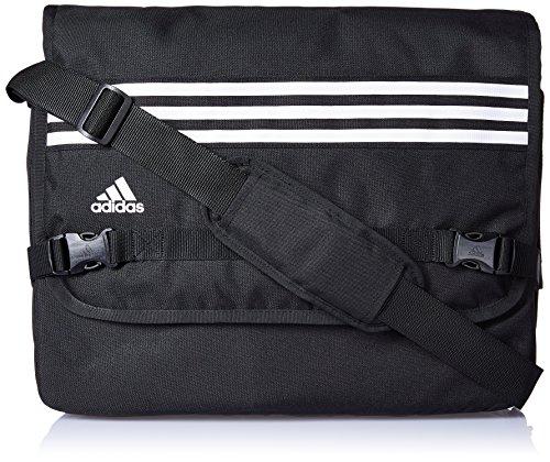 f4ec80e609 Adidas 4055342475821 Polyester Black And White Messenger Bag - Best ...