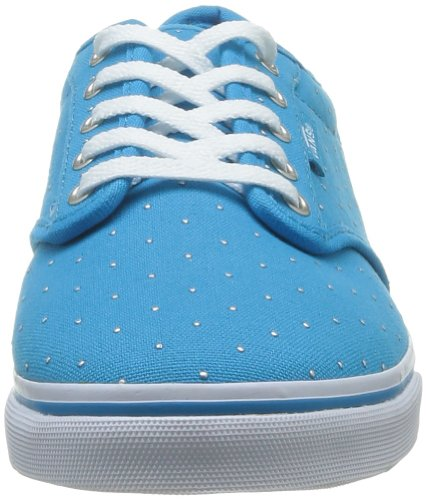 Vans W Atwood Low, Baskets mode femme Turquoise (mini Studs Hw)