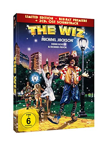 The Wiz – Mediabook [Blu-ray]