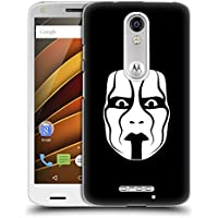 Ufficiale WWE The Mask Sting Cover Retro Rigida per DROID Turbo 2 / X Force