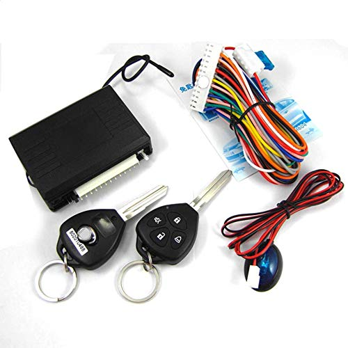 HermosaUKnight M604-8123 Remote Control Central Locking Kit Car Door Keyless Entry System (Remote Trunk Lock)