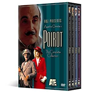 Poirot - Complete Collection [Import USA Zone 1]