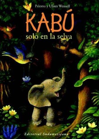 Kabu solo en la selva / Kabu alone in the Jungle
