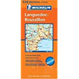 Michelin France Languedoc-Roussillon (Michelin Local France)