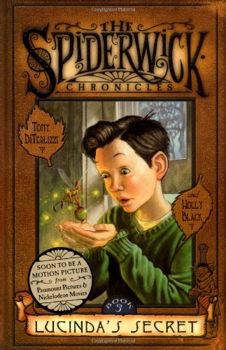 Lucinda's Secret (Spiderwick Chronicles - 3)