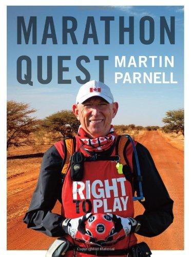 MARATHON QUEST by MARTIN PARNELL (2012-12-06)