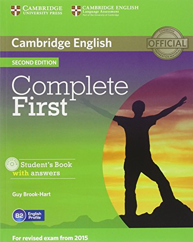 Complete first certificate. Student's book-Workbook with answers. Con espansione online. Con CD-ROM
