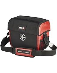 Red Cycling Products WP100 Pro II - Bolsa bicicleta - rojo/negro 2016
