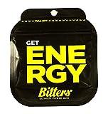 BITTERS - Energy Kaugummi, energy gum - ZITRONE - minibox 12 packungen