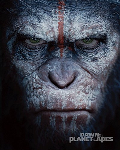 Preisvergleich Produktbild Dawn of the Planet of the Apes (Planet der Affen) Exklusiv Kimchi Lenticular Steelbook Collection Nr 2. - Blu-ray