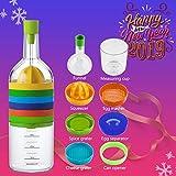 SHENNOSI® Multipurpose Function Kitchen Tool Bottle 8 In 1 by SHENNOSI®