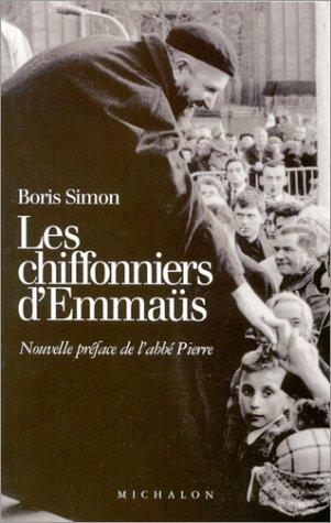 Les Chiffonniers d'Emmäus par Boris Simon
