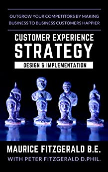 Customer Experience Strategy - Design & Implementation: Outgrow your competitors by making your business to business customers happier (Customer Strategy Book 1) (English Edition) di [FitzGerald, Maurice]