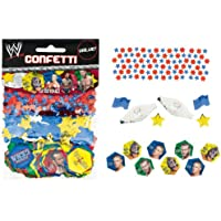 Amscan WWE Confetti (Pack of 3)