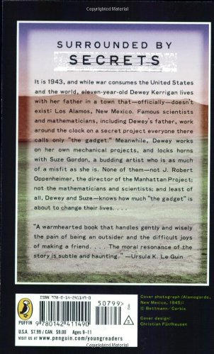 The Green Glass Sea (Gordon Family Saga)