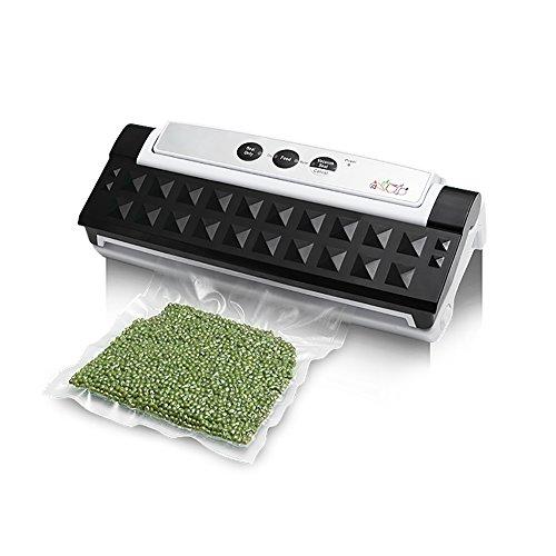 Preisvergleich Produktbild PowerLead Vakuumversiegelung mit Starter Kit für Lebensmittel, Papierkram, Wein, Schmuck, Bekleidung, etc