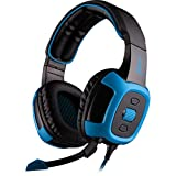 Sades in-ear Gaming cuffie nero Black/Blue