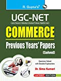 UGC-NET: Commerce Previous Papers (Solved)