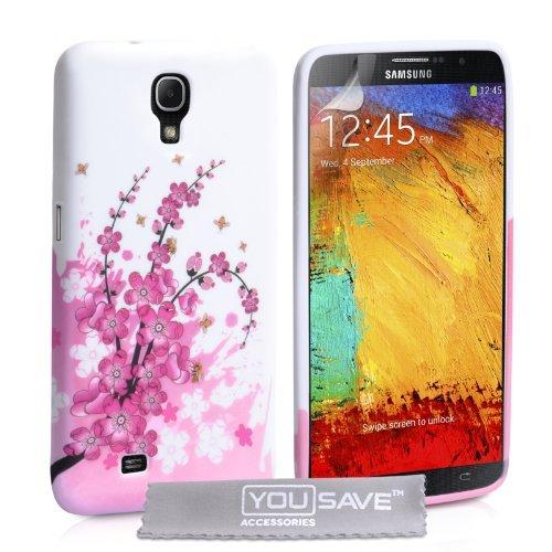 samsung-galaxy-note-3-tasche-rosa-weiss-silikon-gel-blumen-biene-hulle