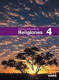 Historia y cultura de las religiones, 4 ESO - 9788423691883