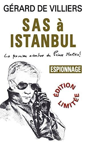 SAS 1 SAS à Istanbul par Gérard (de) Villiers