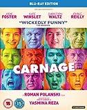Carnage [Edizione: Regno Unito] [Blu-ray]