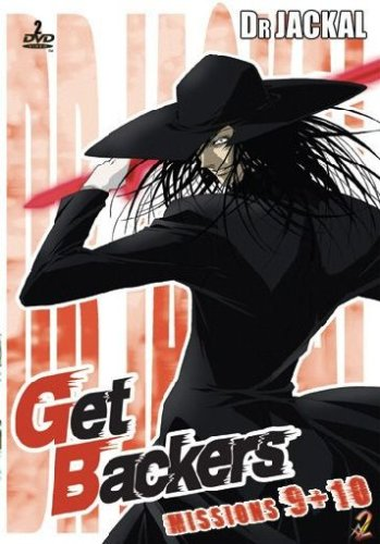 Get Backers, Vol. 05 - Episode 41-49 (+ Audio-CD) (OmU) [2 DVDs] 46 Audio